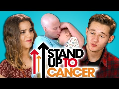 Teens React to Stand Up To Cancer SU2C