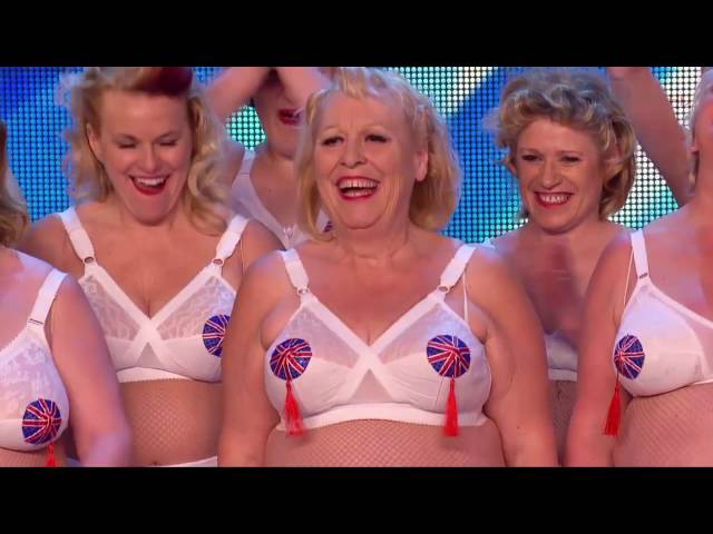 IDIOT Mom's? Britain's Got Talent   Amazing Talent   May 2016