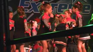 Showstars Cheer Team Dancing