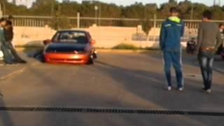 تجمع سيارات  حدائق الملك عبد الله