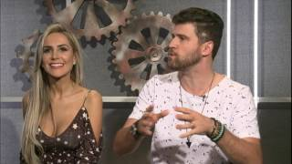 Power Couple Brasil Online: Julia e Marcelo Ié Ié falam sobre convivência com outros casais