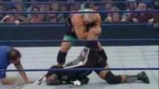 WWE smackdown 05/09/08 finlay vs mvp 2/2