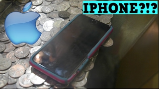 COIN PUSHER    IPHONE 7 ON THE EDGE!!!