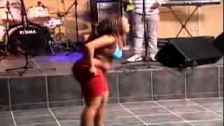 Danseuses Congolaises  en Afrique  du Sud.
