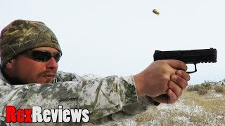 Tips for Operating Your Pistol in the Winter ~ Rex Reviews