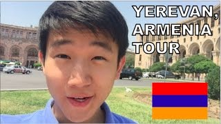 Armenia Travel Guide - Yerevan (in English)