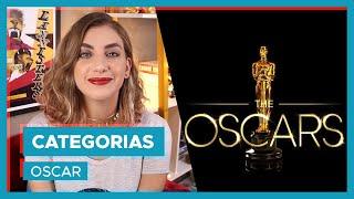 AS CATEGORIAS DO OSCAR | #Oscar2018