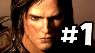 Prince of Persia The Forgotten Sands Hindi Gameplay #1