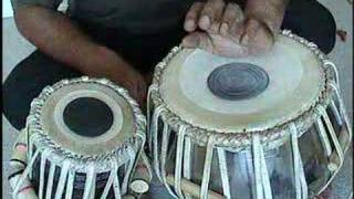 Tabla Lesson 1 by Venkat