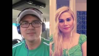 Baleleng cover by Chino Romero and Khloe via smule