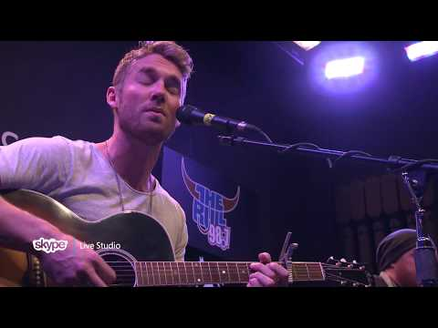 Brett Young - In Case You Didn't Know (98.7 THE BULL)