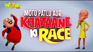 Motu Patlu Aur Khazaane Ki Race - Movie