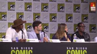 Supergirl Panel at Comic-Con San Diego 2017