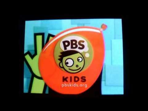 PBS Kids 2008 2010 logos Reversed