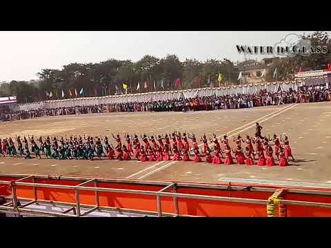 ye guiya ye guiya re.....Chhattisgarhi Republic day dance