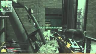 MW2 22 killstreak 3 off NUKE
