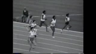Irena Szewińska - Gold Medallist at the 1964, 1968 & 1976 Olympic Games