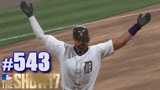 TELL ME WHAT YOU WANT FOR CHRISTMAS! | MLB The Show 17 | Road to the Show #543