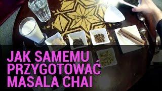 Masala Chai: jak zrobić samemu w domu. Czajnikowy.pl