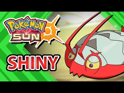 watch POKEMON SUN AND MOON | WIMPOD/FOMANTIS/PIKIPEK CRAZY SHINY HUNTING STREAM