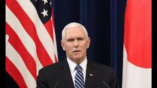 Vice President Mike Pence Warns Of An All Out War With China!
