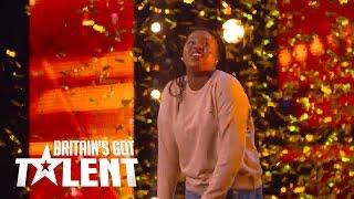SARAH IKUMU GOLDEN BUZZER - BGT 2017 - BRITAINS GOT TALENT - FULL PERFORMANCE