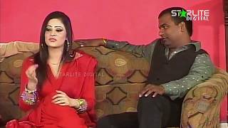 Best Of Tahir Anjum and Afreen New Pakistani Stage Drama Full Comedy Funny Clip