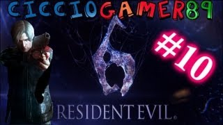 Resident Evil 6 - Parte 10° : Il C4 è Nosto Amico ! HD ITA 720P .