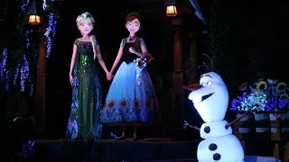 Frozen Ever After | Walt Disney World | NEW Frozen Attraction In EPCOT Full POV HD