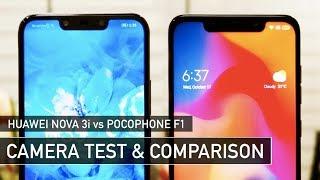 Huawei Nova 3i vs Pocophone F1 Camera Test Sample Photo & Video | Zeibiz