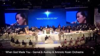 When God Made You - Gamal Audrey & Aminoto Kosin Orchestra