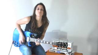 Laura Cox - Back in Black  - AC/DC cover