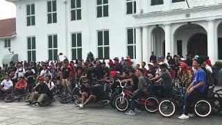 Jakarta BMX Present Last Sunday Ride 2016 - (Kota Tua - Kalijodo skatepark)