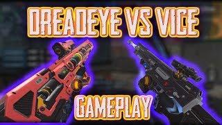 MC5- DREADEYE vs VICE GAMEPLAY
