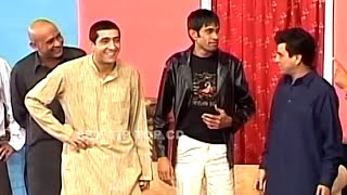Best of Zafri Khan and Tariq Teddy New Pakistani Stage Drama Full Comedy Clip