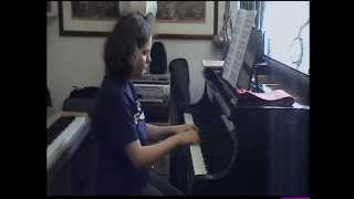 Marianna Caputo - Ciaikovskij op. 39, n. 3 Marcia dei Soldati