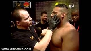 GFC TV Show Season 1 Epesode #10 3/4 Abdulrahman Tyson Ramadan VS Edie Thomas