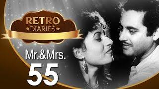 The Story Of Mr. & Mrs. '55 [1955]   Guru Dutt, Madhubala   Retro Diaries