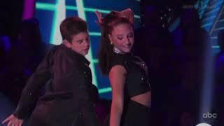 Mackenzie Ziegler & Sage Rosen - DWTS Juniors Episode 5 (Dancing with the Stars Juniors)