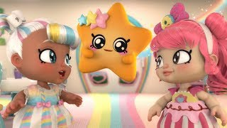 Kindi Kids | EPISODE 1 - First Day | WATCH NOW | Yay, let