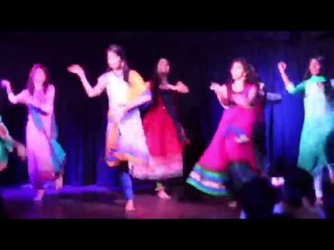 Nagada Sang Dhol || Eid Mela '13 || Indian Dance Society