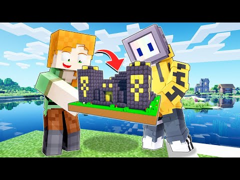 LOGGY FOUND TINY NETHERITE ORES ARE STRUCTURES MINECRAFT