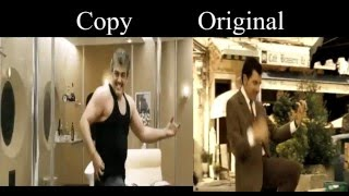 Copy Cat Ajith | Vedalam Movie