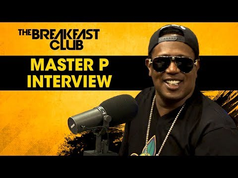 Master P Speaks On Kodak Black His New Documentary I Have A Dream His Basketball League & More