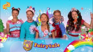 Hi-5 Fairytale - Live in Singapore!