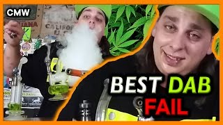 BEST WEED DAB FAIL COMPILATION 13 GRAM DAB CHALLENGE #2