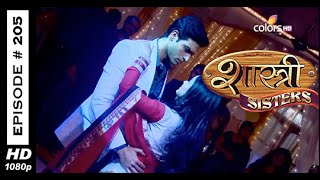 Shastri Sisters - 16th March 2015 - शास्त्री सिस्टर्स - Full Episode (HD)