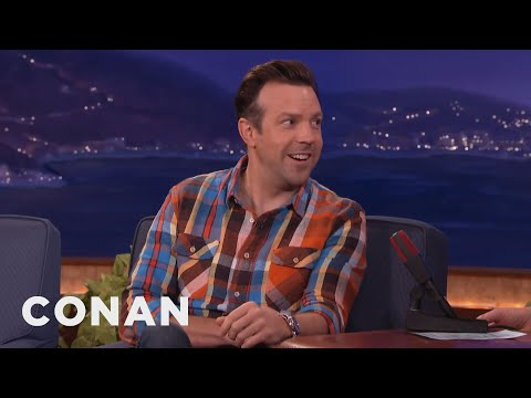 Jason Sudeikis Surprising Tale Of Being Mistaken For Ed Helms CONAN on TBS