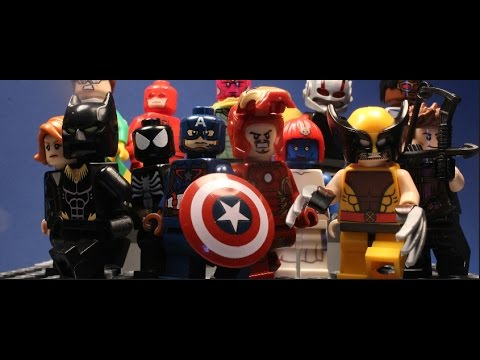 Lego Avengers The Dark Ages