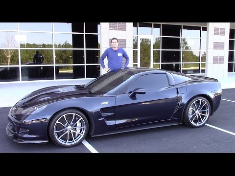 Is The Chevy Corvette ZR1 Really Worth 100 000